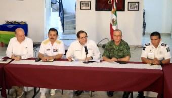 Ejército toma el control de la seguridad en Colima
