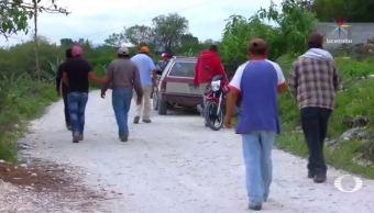 habitantes desalojados cardonal hidalgo regresan casas
