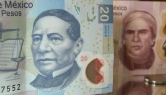 El peso mexicano se deprecia tras comentarios de Trump