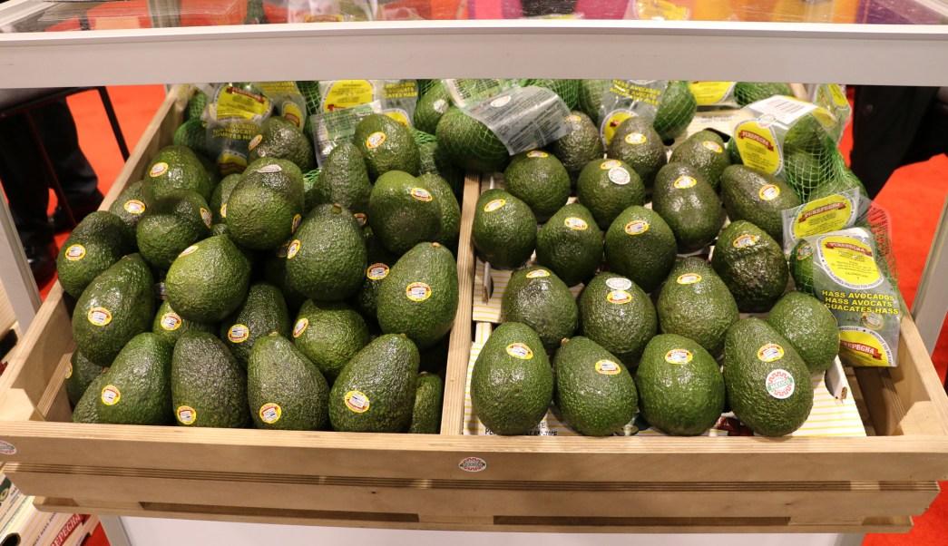 El precio del aguacate alcanza los 90 pesos el kilo