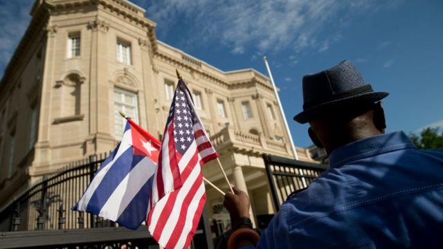 Cuba niega ataque diplomaticos Estados Unidos
