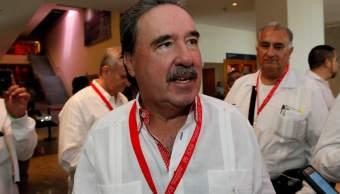 Emilio Gamboa, coordinador de los Senadores del PRI