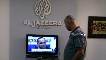 Federación Internacional de Periodistas condena cierre de Al Jazeera en Israel