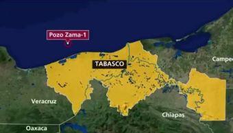 Empresa británica eleva estimación petrolera del campo Zama