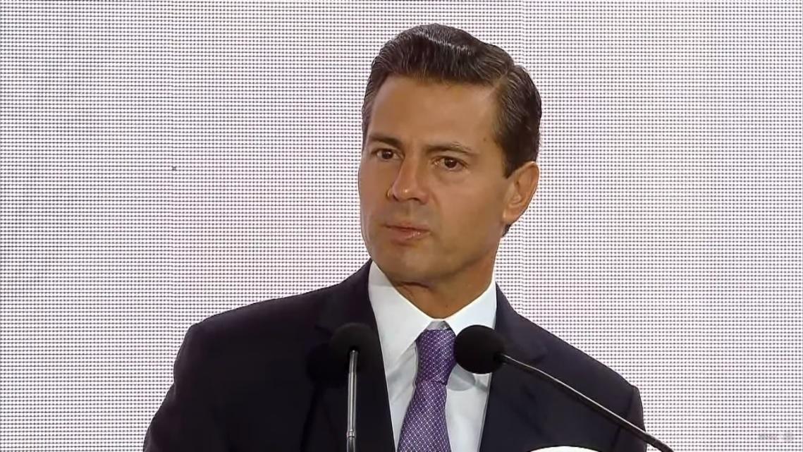 México está dividido en dos realidades por desarrollo social: Peña Nieto