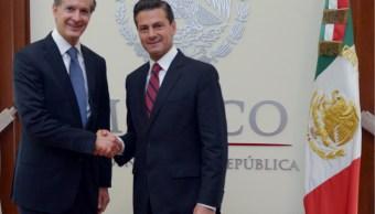pena nieto se reune gobernadores electos nayarit y estado mexico