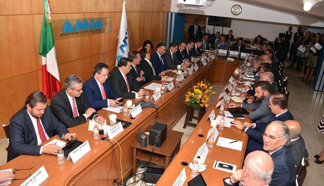 revelan equipo sector privado renegociara TLCAN