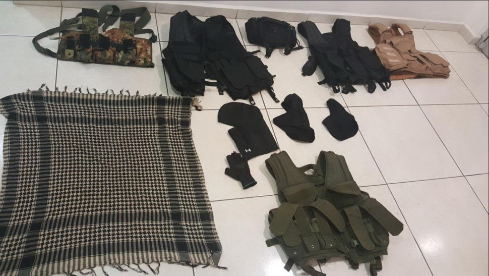 Detenidos en Michoacán con armas de fuego