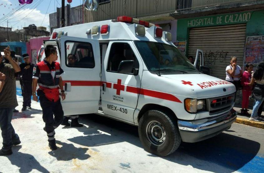 Explosión de pirotecnia en el Estado de México deja 16 heridos