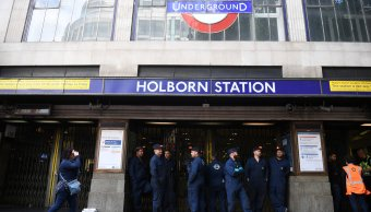 desalojan holborn metro londres alerta incendio