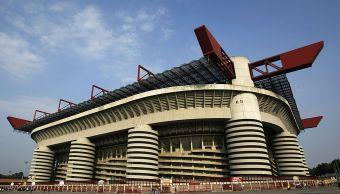 Instalan barreras estadio San Siro evitar atentados terroristas