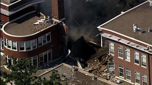 Un muerto en escuela de Minneapolis, Estados Unidos, por explosión