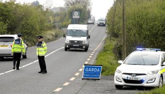 Frontera de Castleblayney entre Irlanda e Irlanda del Norte