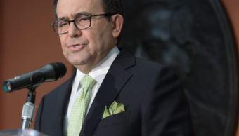 Temas positivos en la renegociación del TLCAN, señala Guajardo