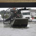 Harvey se debilita depresion tropical y amenaza Louisiana