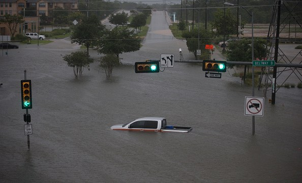 'Harvey' provoca inundaciones 'catastróficas' en Houston, Texas