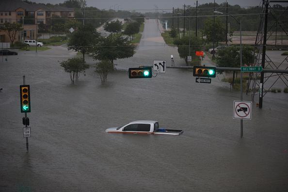 'Harvey' provoca inundaciones 'catastróficas' en Houston, Texas