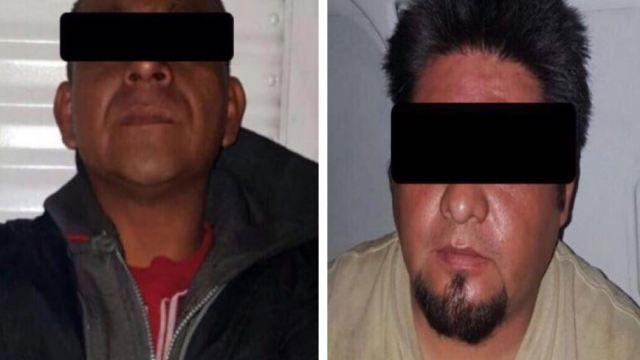 Policía detiene dos presuntos huachicoleros Iztapalapa