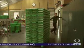 Huevos, contaminados, pesticida, países