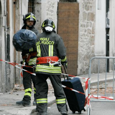 Bomberos en Italia provocaban incendios para cobrar más por su trabajo