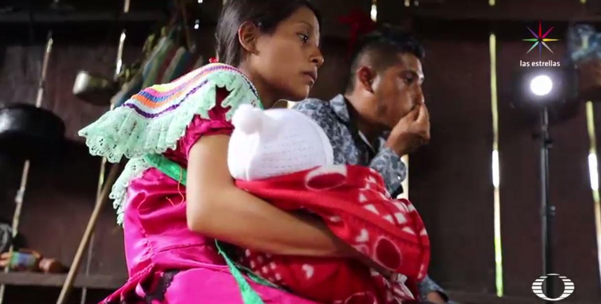 Indígenas de la Selva Lacandona, Chiapas, carecen de atención médica