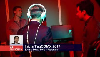 Inicia, quinta, edición, TagCDMX