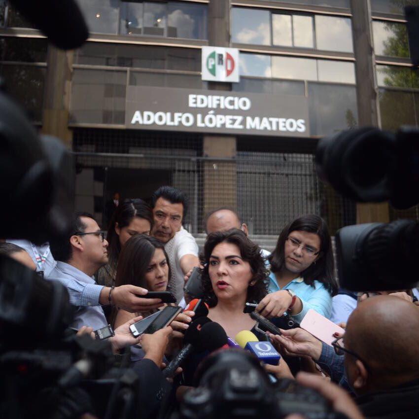 PRI debe atender 'sin demoras' problemas de México: Labastida