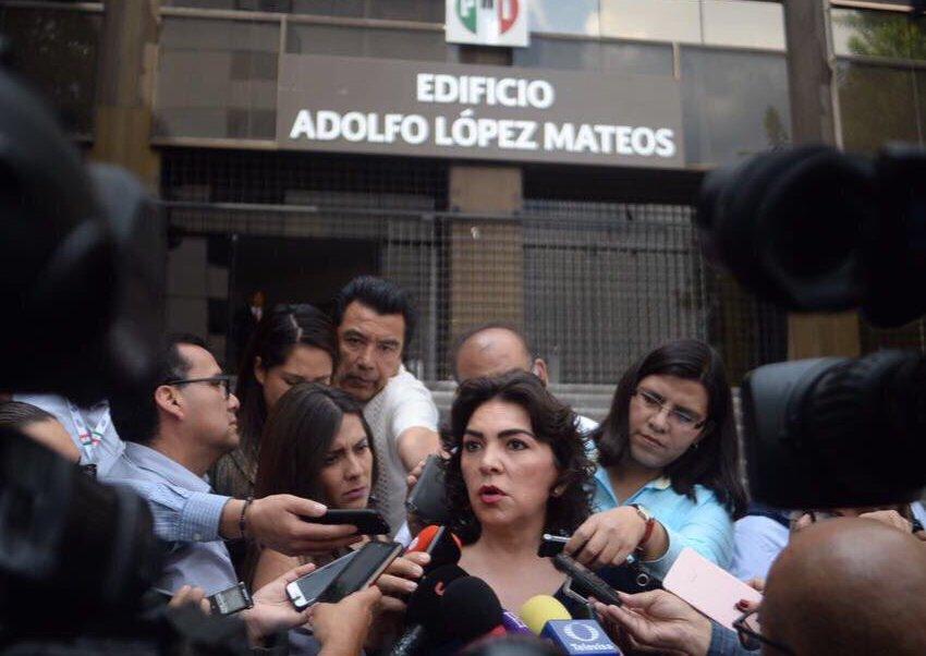 Ivonne Ortega Ochoa propone fortalecer PRI
