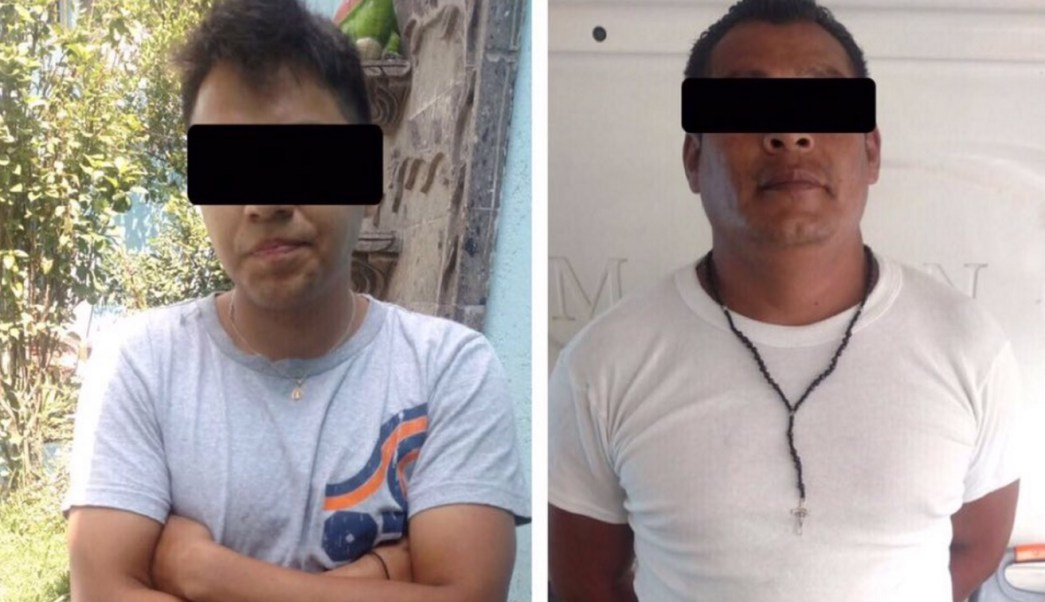 Detienen dos durante operativo huachicoleros Iztapalapa