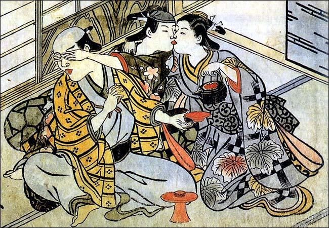 sexualidad, japon