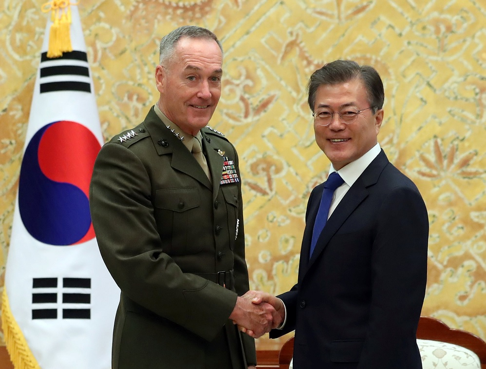 EEUU derribará cualquier misil que lance Corea del Norte, dice Mattis
