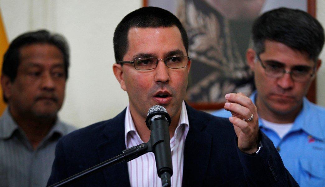 Maduro nombra a Jorge Arreaza canciller de Venezuela