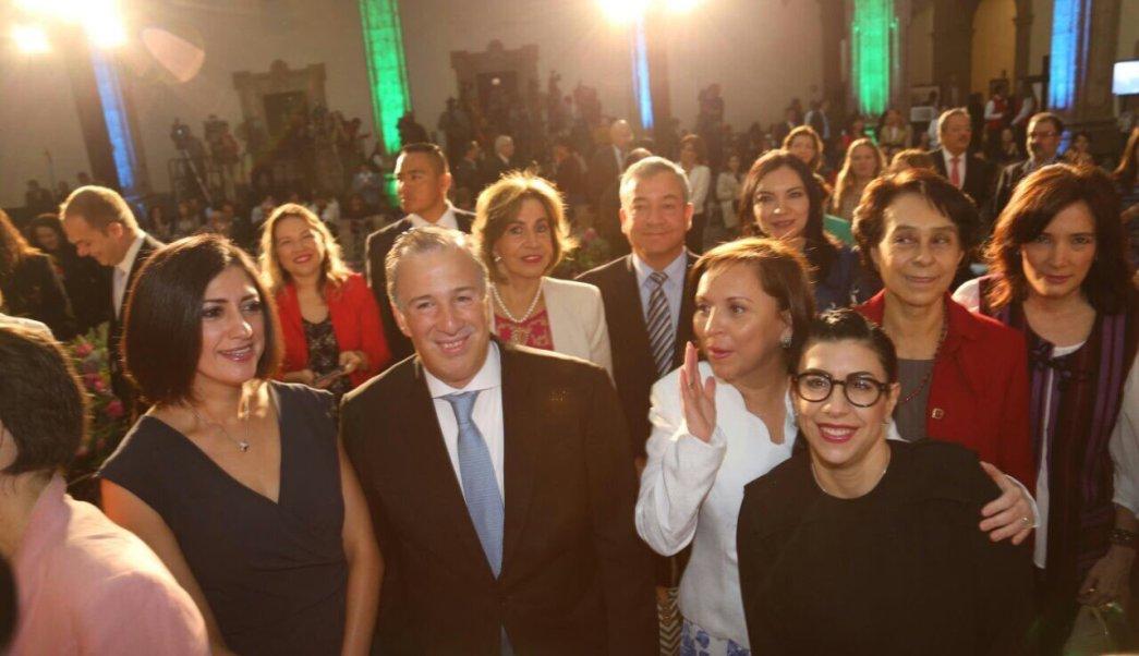 José Antonio Meade en el evento de empoderamiento de mujeres
