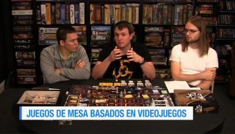 Juegos Mesa Basados Videojuegos Algunos Ejemplos