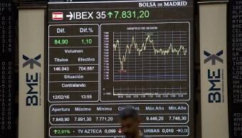 La Bolsa de Madrid opera con avances