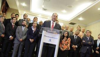 La Coparmex presenta una propuesta de reforma fiscal