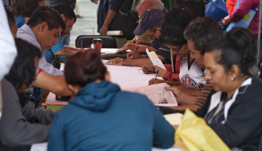 La creación de empleos aumenta en julio: Hacienda
