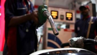 La gasolina en Estados Unidos sube