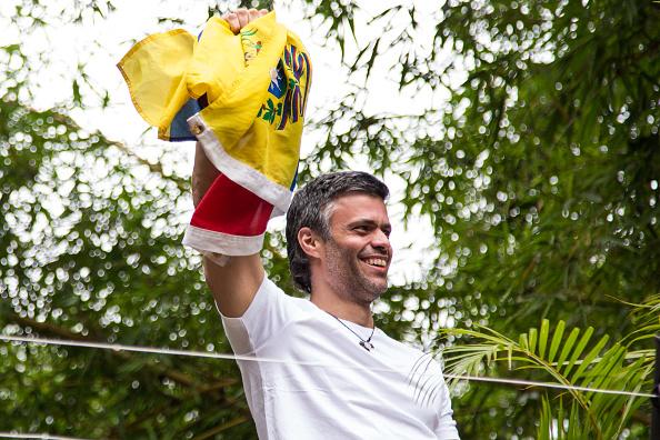 Leopoldo López, opositor al régimen de Maduro, fue reaprehendido