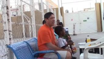 llegan menos niños migrantes a san luis potosi