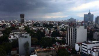 Llueve en cinco delegaciones de la Ciudad de México
