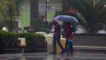 Remanentes de Harvey provocan lluvias en Campeche