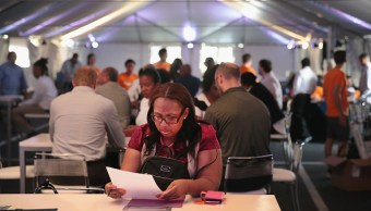 Los subsidios por desempleo en Estados Unidos bajan