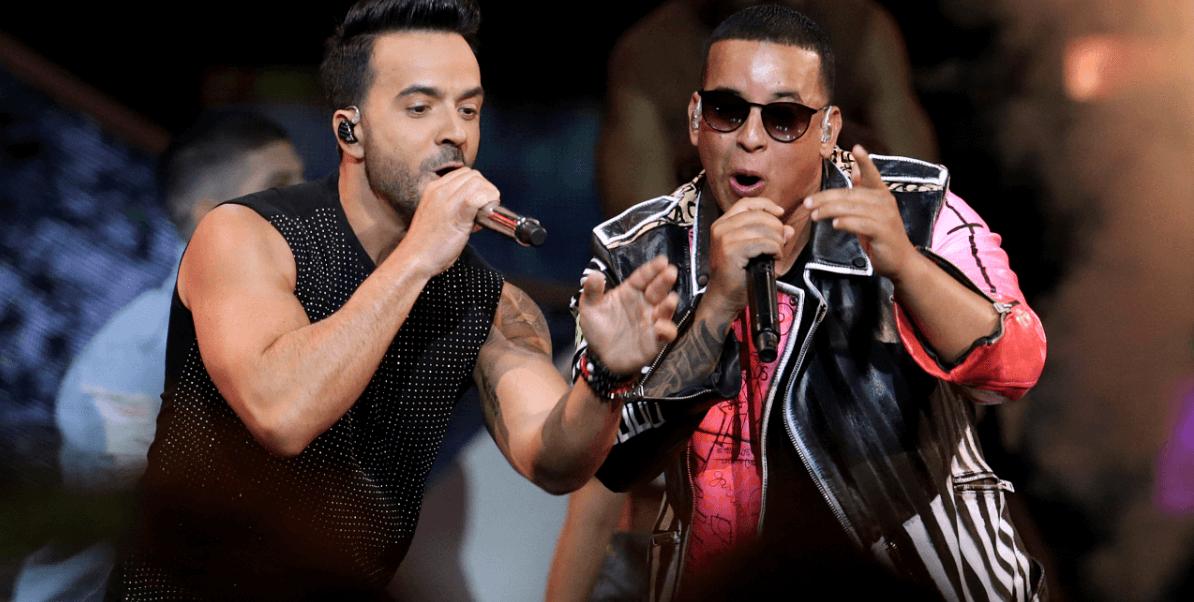 Luis Fonsi y Daddy Yankee en Florida