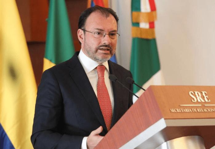 Cancilleres de México y Canadá acuerdan impulsar desarrollo de Norteamérica