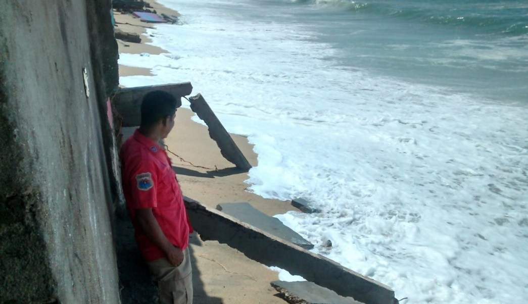 Muere turista por mar fondo Acapulco