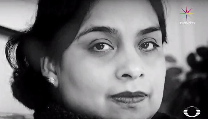 Marisol Robles, mexicana que recibió trasplante en cadena