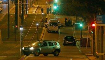 Mossos abaten presuntos terroristas Cambrils