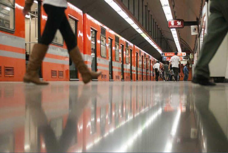 Música Aromaterapia suicidios Metro de la CDMX
