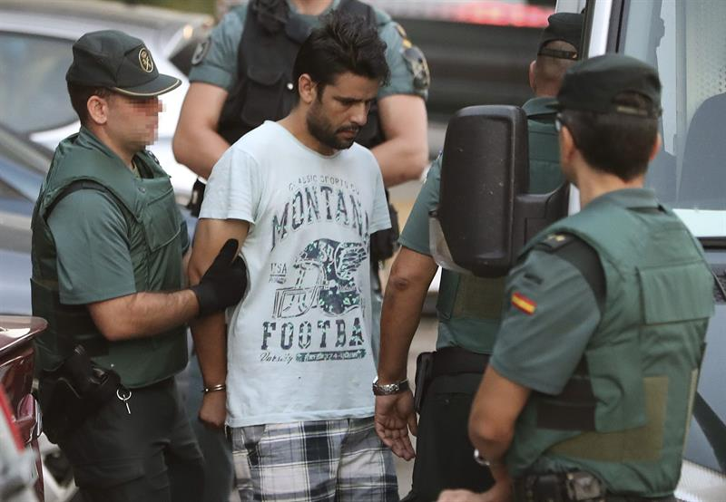 detenidos atentados cataluna comparecen ante juez